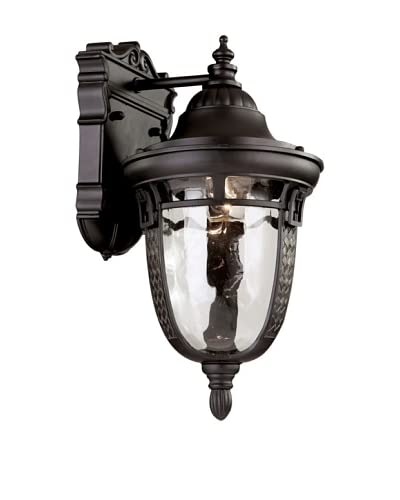 Trans Globe Lighting Braided Roman Wall Bracket, Oil-Rubbed Bronze, 14 As You See