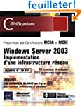 Windows Server 2003 - Impl�mentation...