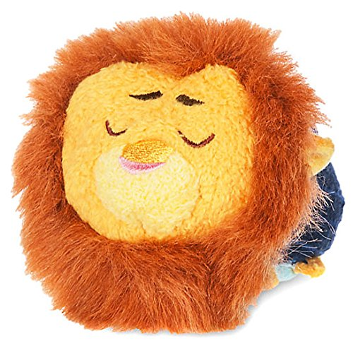 "Disney Tsum Tsum Zootopia Mayor Lionheart 3.5"" Plush [Mini]"