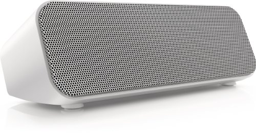 Philips SBT300WHI/37 Bluetooth Wireless Portable Speaker