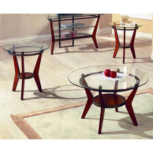 Buy Low Price Steve Silver Matinee Coffee Table Set Ssc191 Pid124772 Coffee Table Bargain
