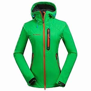 thermal abrigos y chaquetas sport casacas mujer: Sports & Outdoors