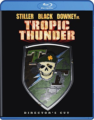 Tropic Thunder (Director's Cut) [Blu-ray] by Warner Home Video