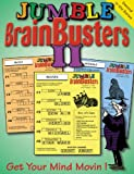 Jumble Brain Busters (1572434244) by Hill, Bob