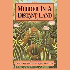 Murder in A Distant Land Audiobook