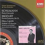 Schumann - Concerto pour piano / Mozart - Concerto n° 21