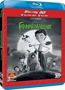 Frankenweenie [Combo Blu-ray 3D + Blu-ray 2D]