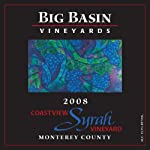 2008 Big Basin Vineyards Coastview Vineyard Syrah Monterey County 750ml
