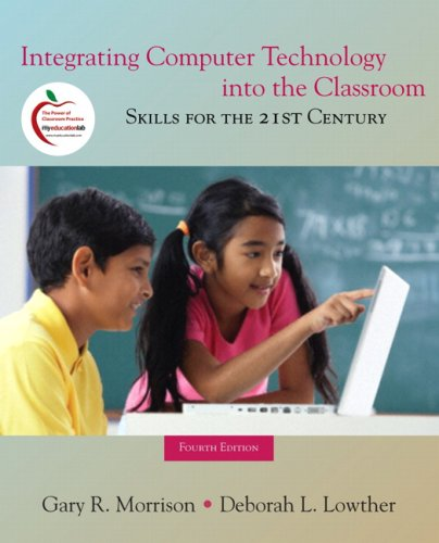 Integrating Computer Technology into the Classroom:...