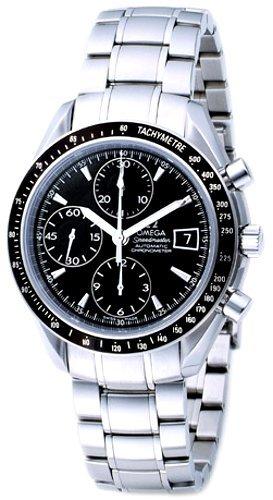 [オメガ]OMEGA 腕時計 スピードマスター ブラック 3210.50 メンズ [並行輸入品]