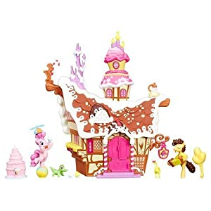 My Little Pony Friendship Is Magic Collection Pinkie Pie Sweet Shoppe TRG