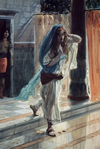 Desolation of Tamar, James Tissot (1836-1902/French)