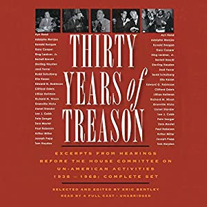 Thirty Years of Treason Audiobook
