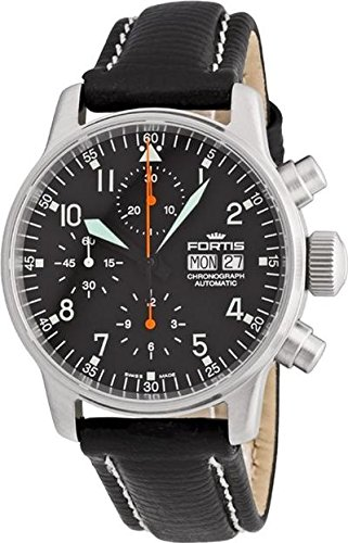 fortis-pilot-professional-chrono-5971111l01-herren-automatikchronograph-sehr-gut-ablesbar