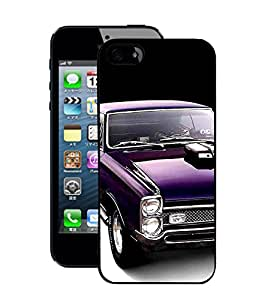 Crazymonk Premium Digital Printed Back Cover For Apple I Phone 4S
