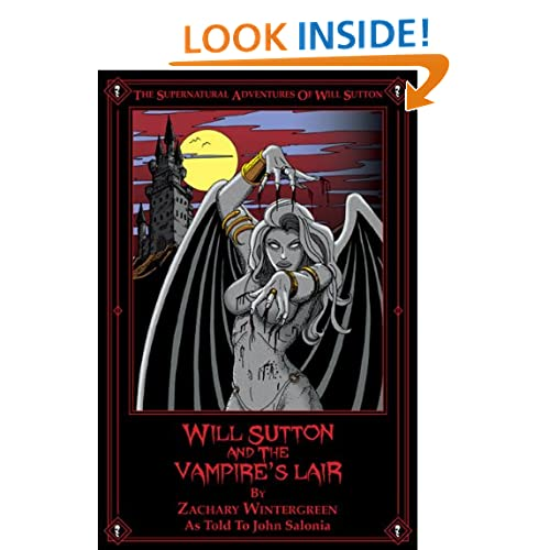 WILL SUTTON AND THE INFERNAL MACHINE (THE SUPERNATURAL ADVENTURES OF WILL SUTTON Book 5)