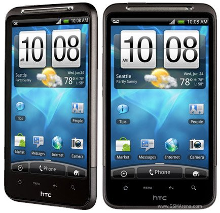 HTC Inspire 4G AT&T 4.3