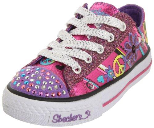 0629d38169bf Skechers Lights Jump And Joy Lighted Sneaker (Little Kid Big Kid ...
