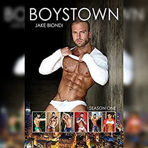 Boystown, Season One Audiobook
