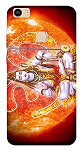 TrilMil Printed Designer Mobile Case Back Cover For Vivo Xplay 5 Elite