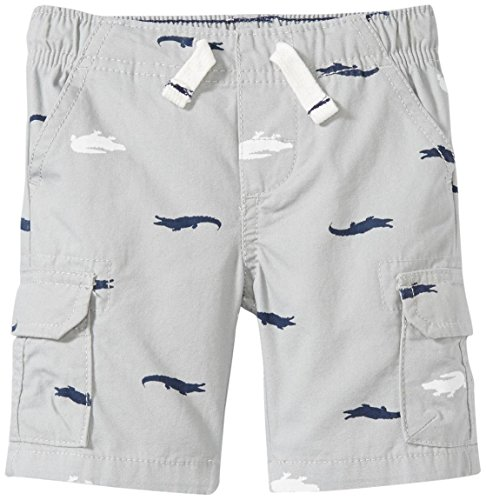 Carter's Print Canvas Shorts 224g172, Schiffley, 12 Months