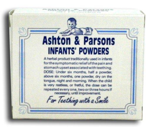 A&P Infants Powders 20 front-963232