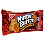 Nutter Butter Peanut Butter Sandwich, Convenience Pack, 5.25-Ounce Bags (Pack of 12) ~ Nutter Butter