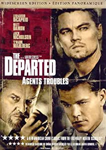The Departed / Agents Troubles (Bilingual) (Widescreen)
