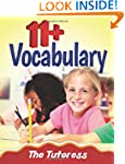 11+ Vocabulary: Practice Book With Fr...