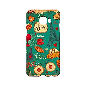 BLUEDIO Designer Printed Back case cover for Samsung Galaxy C5 - G11869