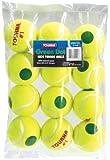 Tourna Green Dot Tennis Balls (12-Pack)