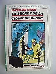 Le Secret de la chambre close