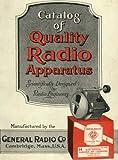 Catalog of High Quality Radio Apparatus.