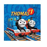 Thomas the Tank Engine Bumper Party Supplies Pack