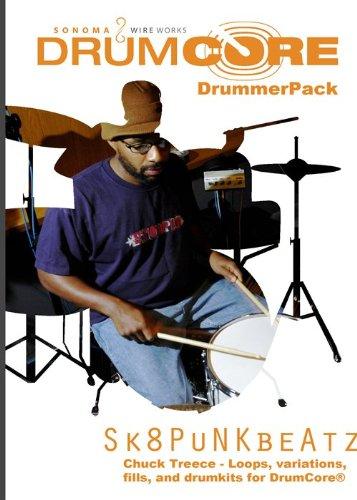 Sonoma Wire Works Dcdpspb Sk8Punkbeatz Drummerpack