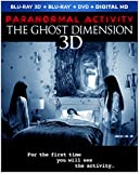 Paranormal Activity: The Ghost Dimension [Blu-ray]