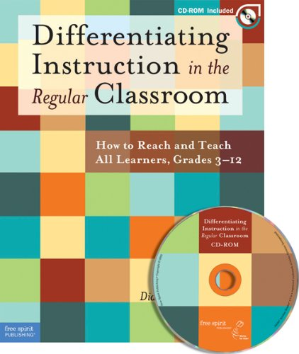 Differentiating Instruction in the Regular Classroom: How...