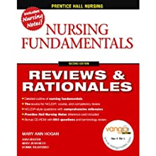 VangoNotes for Prentice Hall Reviews & Rationales: Nursing Fundamentals, 2/e  by Mary Ann Hogan, Mary Jean Ricci Narrated by Therese Plummer, Christian Rummel, Ellen Archer