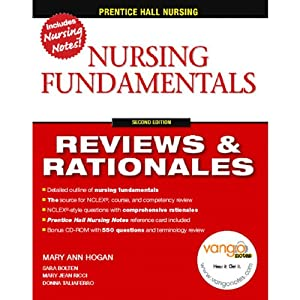 VangoNotes for Prentice Hall Reviews & Rationales: Nursing Fundamentals, 2/e | [Mary Ann Hogan, Mary Jean Ricci]