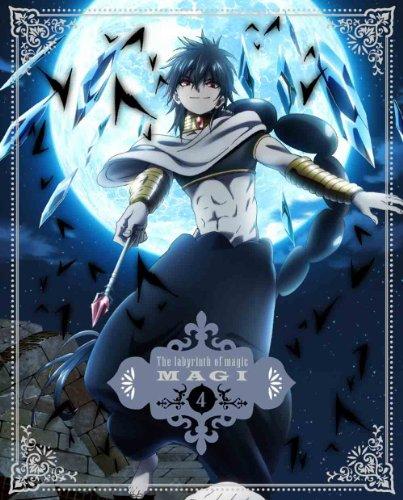 マギ 4(完全生産限定版) [Blu-ray]