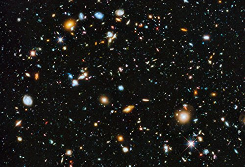 Hubble-Ultra-Deep-Field-Hi-Gloss-Space-Poster