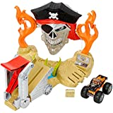 Pista Hot Wheels Monster Jam Pirate Takedown
