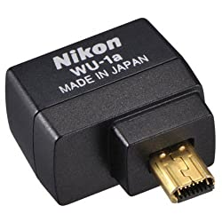 Nikon WU-1a Wireless Mobile Adapter for Nikon Digital SLRs