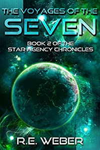 The Voyages Of The Seven by R.E. Weber ebook deal