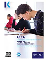 ACCA Complete Text - F3 - Financial Accountant