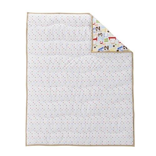 Circo® Baby Comforter - ABC's & Dots