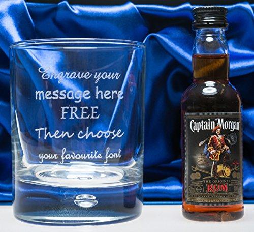 engraved-personalised-glass-tumbler-captain-morgan-rum-miniature-alcohol-gift-set-in-silk-gift-box-f