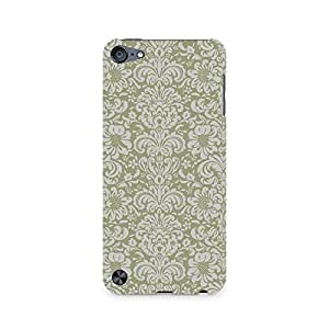 Ebby Primitive Floral Premium Printed Case For Apple iPod Touch 6