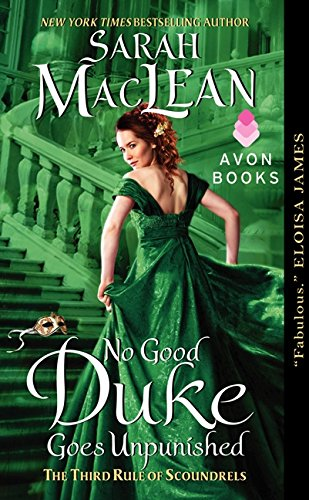 Image of No Good Duke Goes Unpunished: The Third Rule of Scoundrels (Rules of Scoundrels)