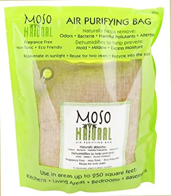 Moso Natural Air Purifying Bag 500g